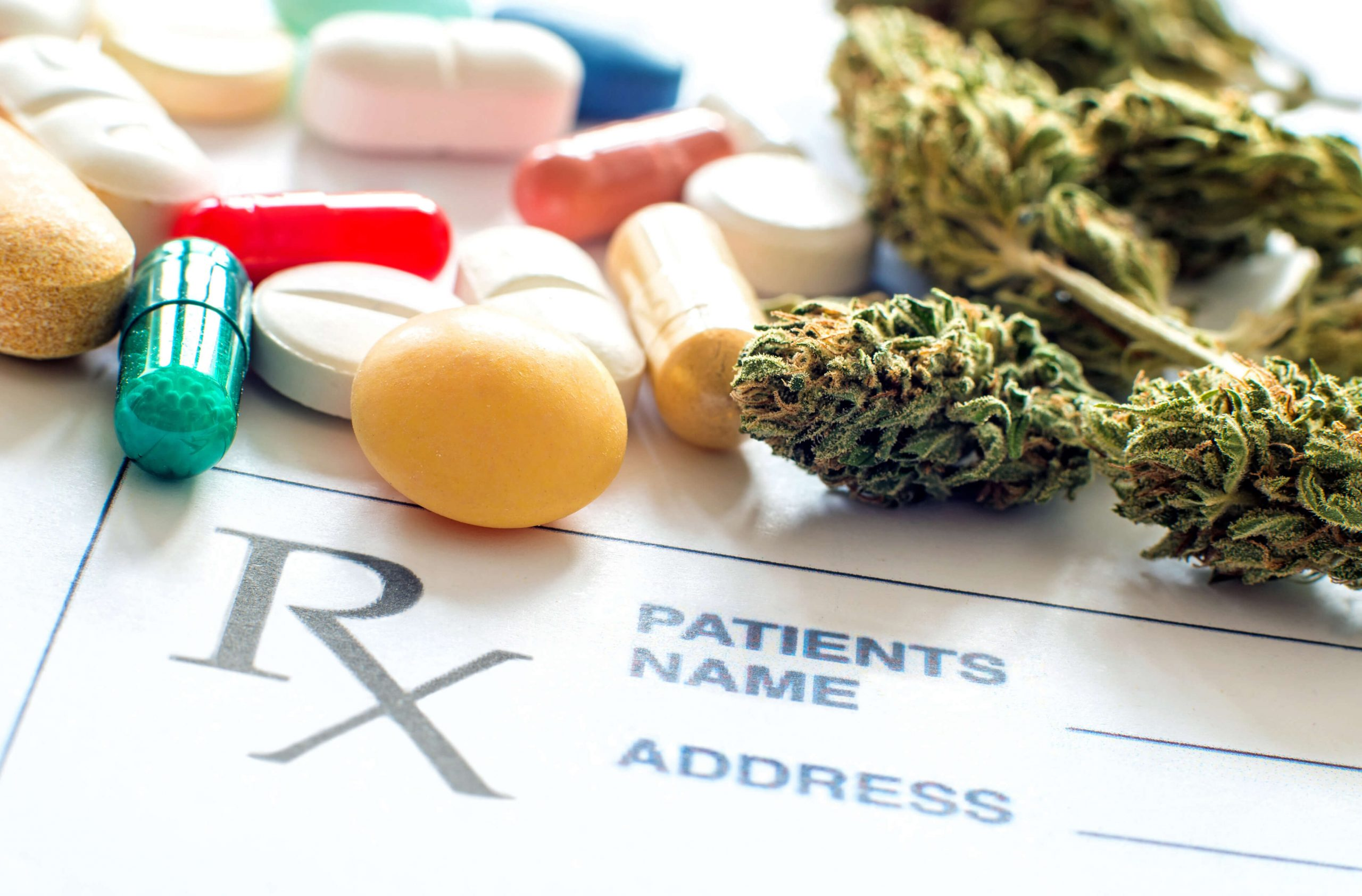 Using accident benefits to access medical cannabis treatment