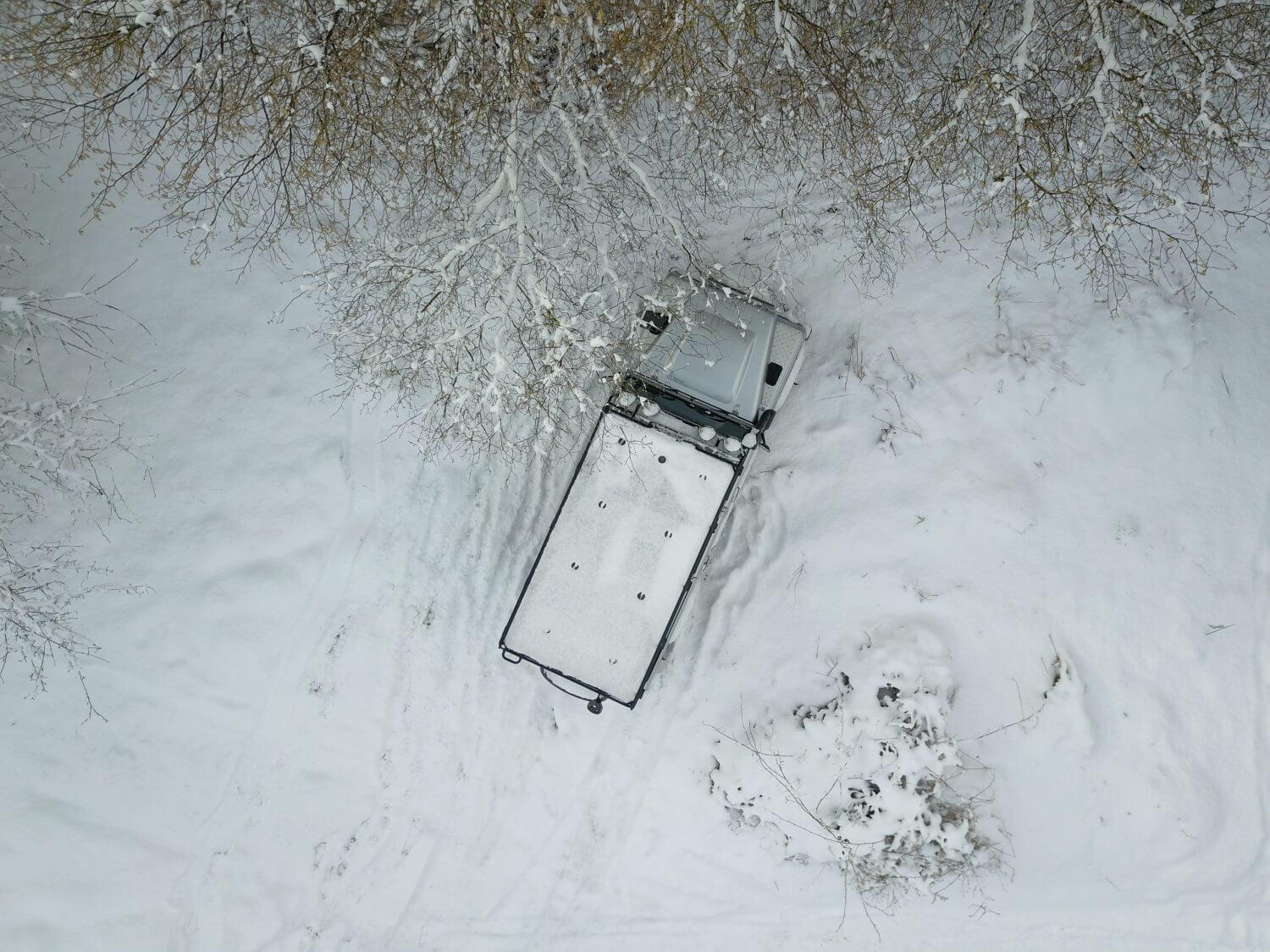 Car crashes in snow and ice – ranked by speed