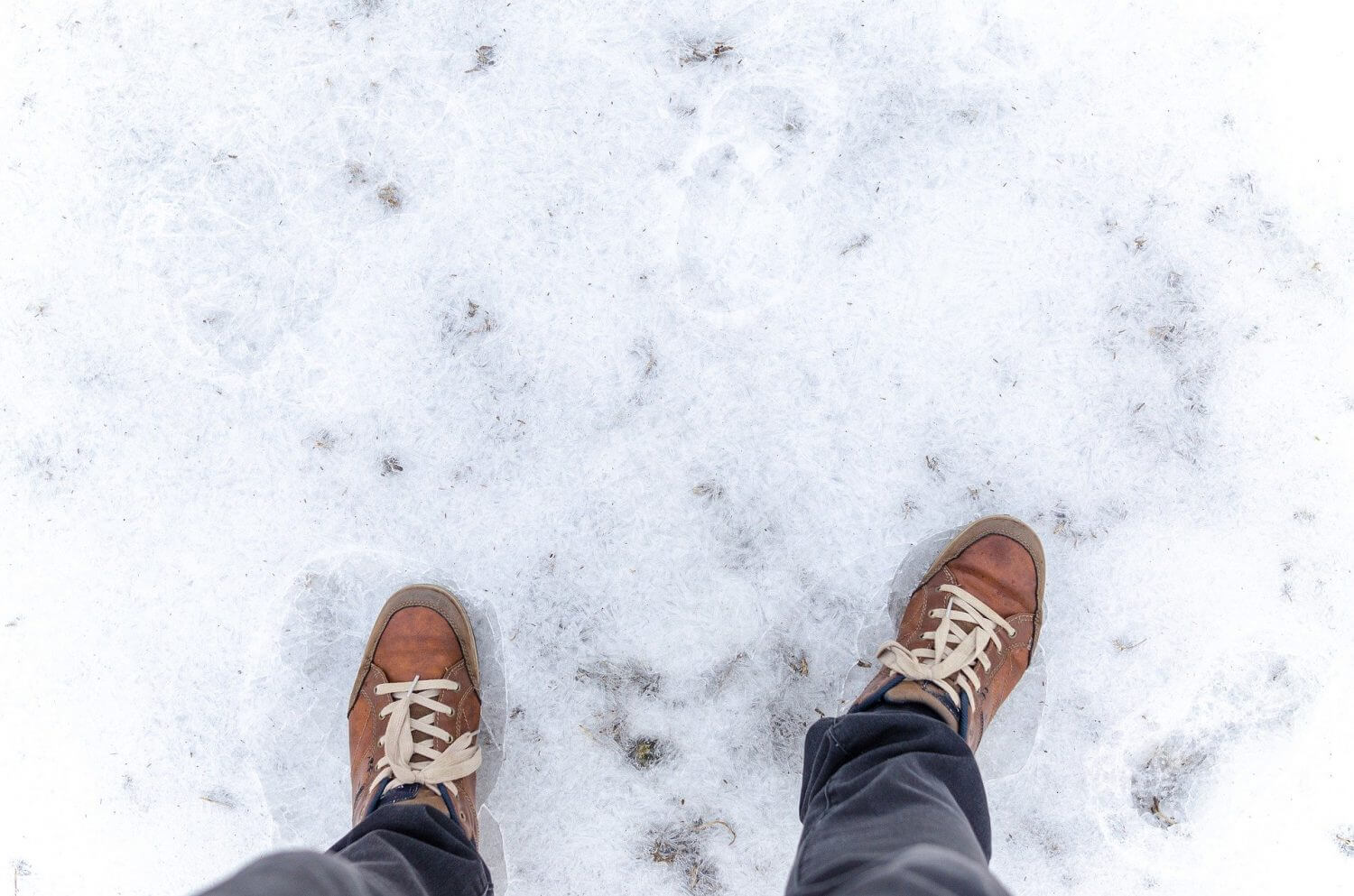 Slip and fall safety guide for this winter
